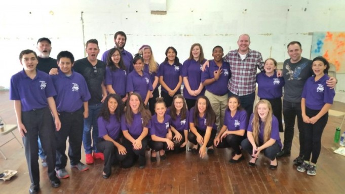 The High Kings with the Walsenburg High School Choral Singers ~ 2016