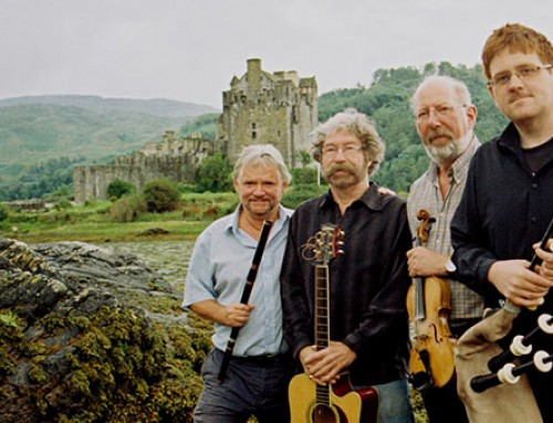 Tannahill Weavers in April!