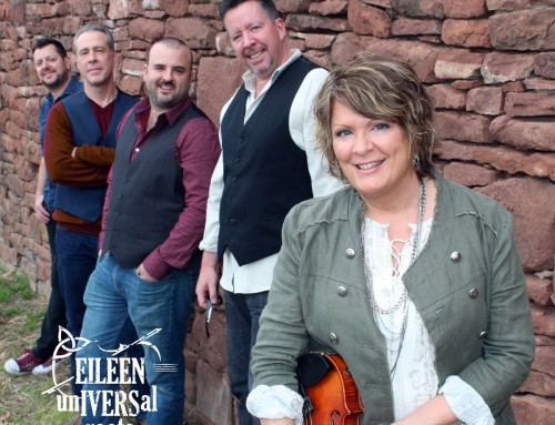 Summer Gala:  Eileen Ivers & Band in Concert – 15 July 2017, 3 PM