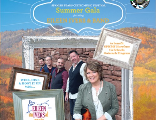 Wine, Dine & Hoot it up with Eileen Ivers & Band – July 15, 2017