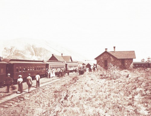 UPTOP GHOST TOWN:  THE CROSSROADS OF HISTORY  ON OLD LA VETA PASS