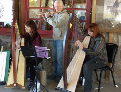 Don't miss the Spanish Peaks Piping & Harp Retreats