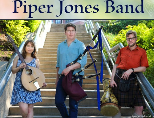 Professional Piper both performing and teaching in February!
