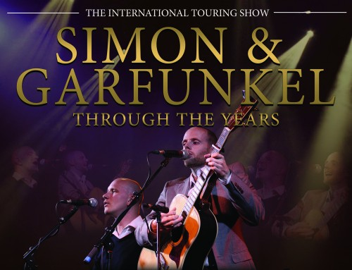 Spring Fundraiser:  Bookends Tribute to Simon & Garfunkel